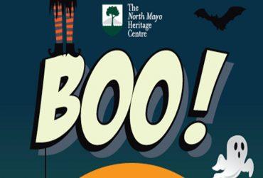 Child friendly Halloween North Mayo Heritage Centre Enniscoe Crossmolina