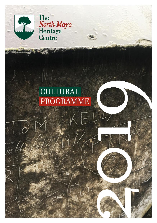 culture programme 2019