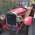 Ruston Hornsby LM 129 – North Mayo Heritage Centre (5th June – 28th July)