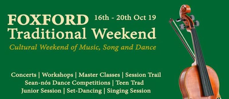 Foxford Traditional Weekend 2019