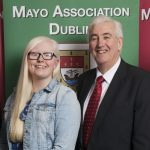 Mayo's Forgotten Famine Girls Committee win Mayo Association Dublin Meitheal Award