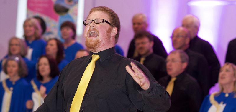 james-garvey-castlebar-gospel-festival-mayo-Mayo International Choral Festival