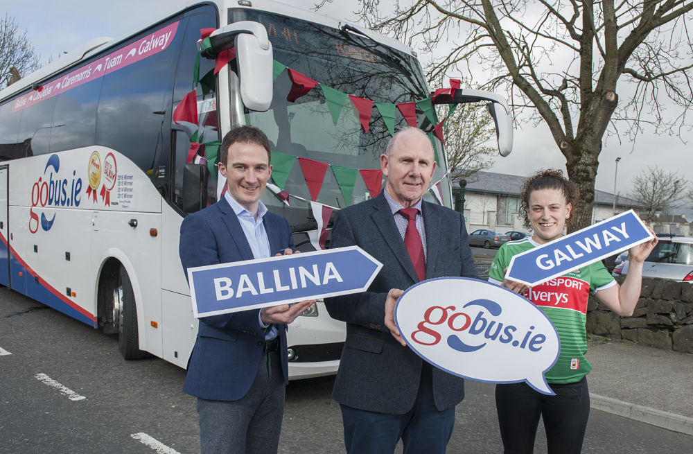GoBus.ie launches its Ballina to Galway City route
