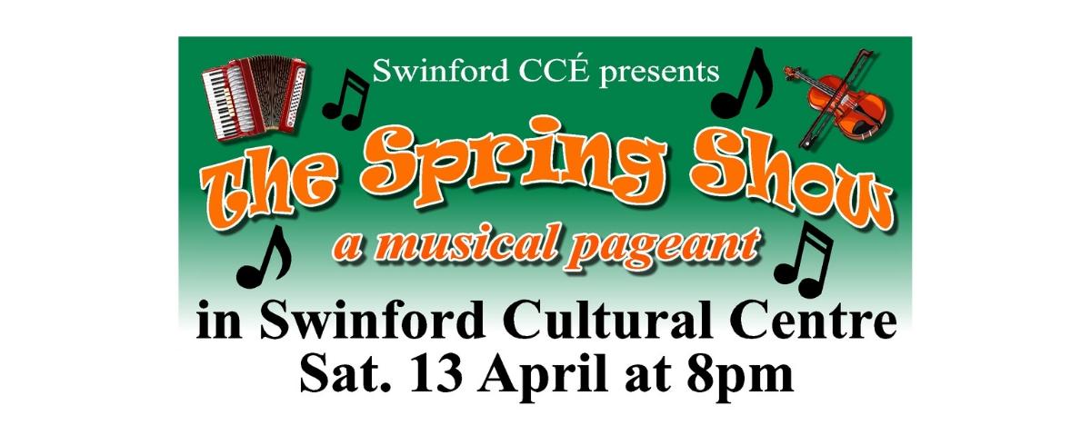 Swinford Comhaltas Spring Show