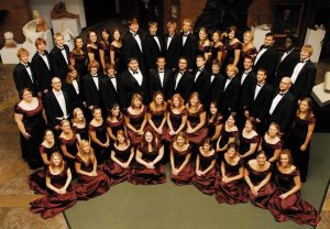 COE College Choir, Iowa, USA