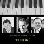 Tenori performing in Ballina – 13th June 2019