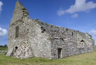 Rathfran Abbey Co Mayo Ireland abbeys of North Mayo Monasteries of the Moy