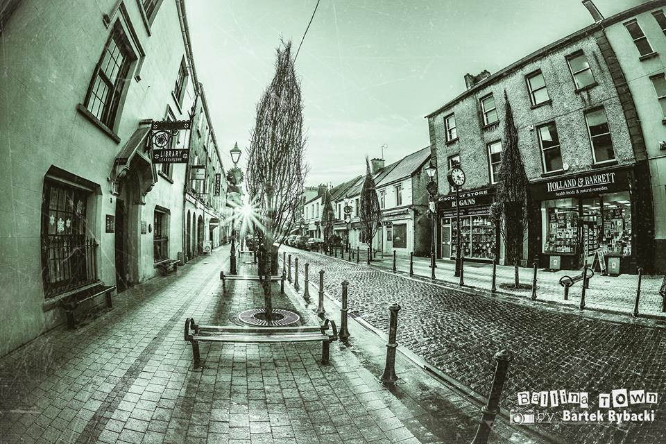 Photos of Ballina in Winter by Bartek Rybacki