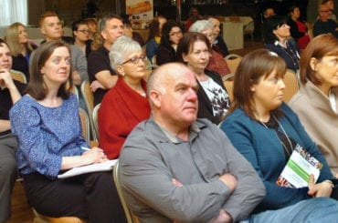 Attendees at the first Mayo North Food Tourism Seminar