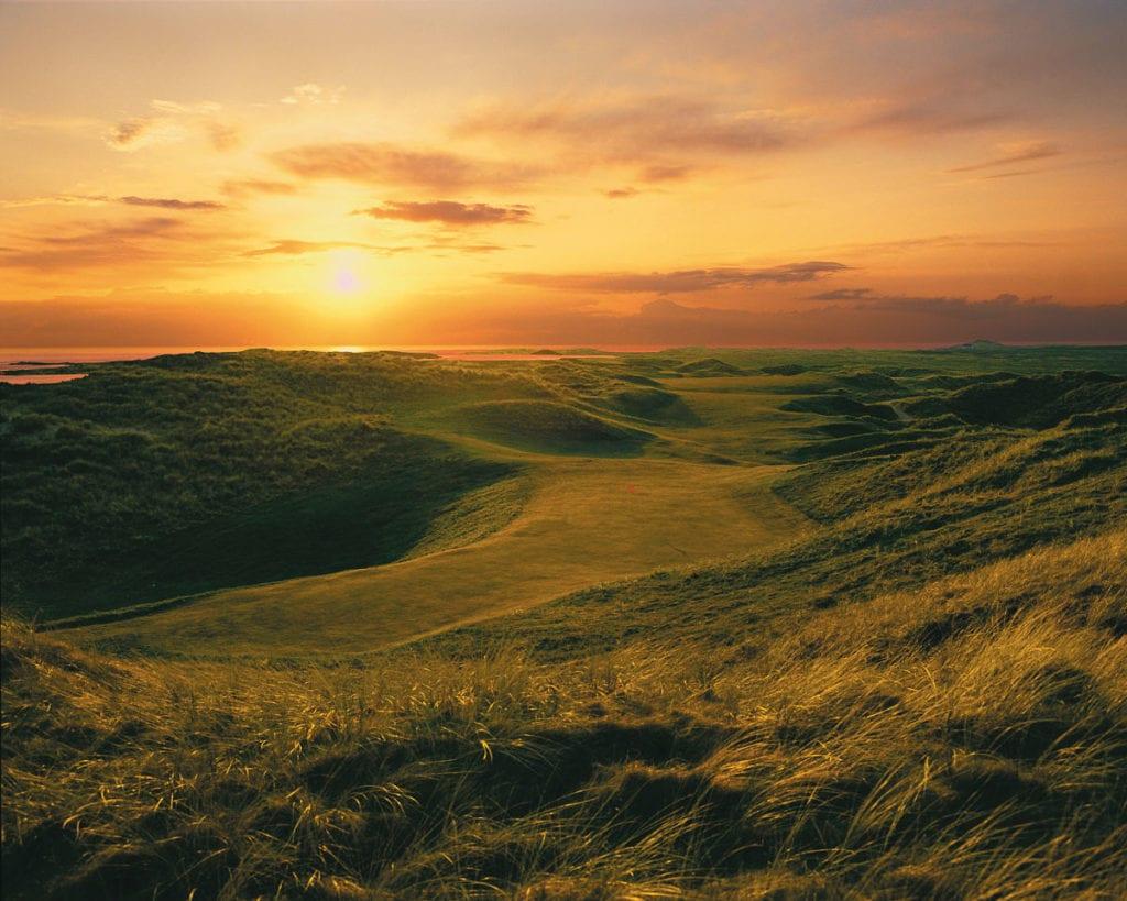 enniscrone golf club social media links challenge 2019