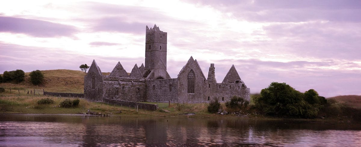 Monasteries of the Moy Greenway