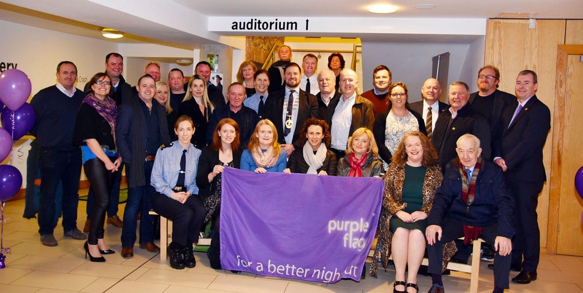Ballina retains its Purple Flag Award