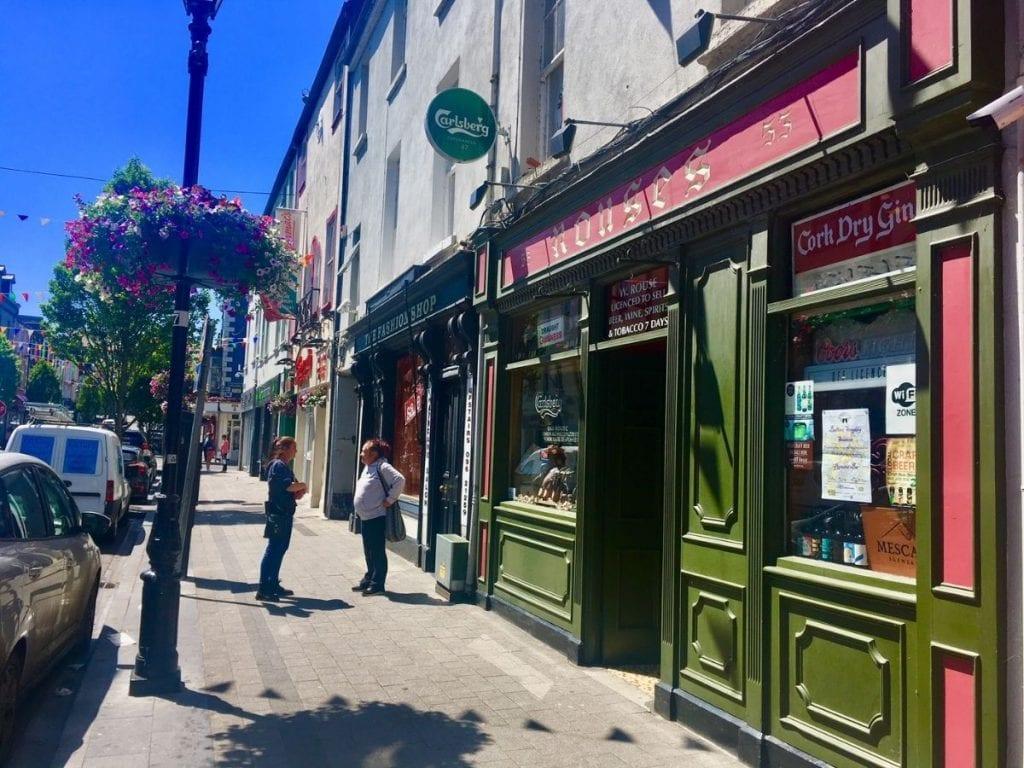 Rouse's Bar, Pearse St, Ballina, Co. Mayo, Ireland