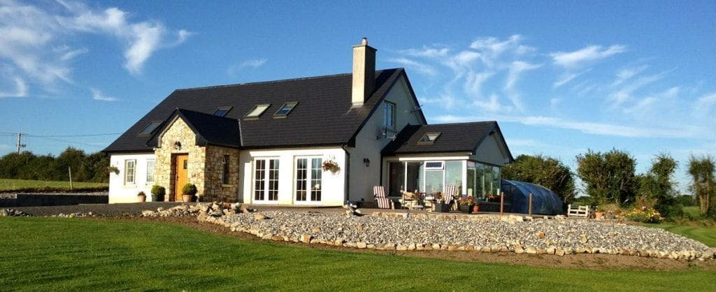 Berdie House B&B, Rathkip, Ballina Co. Mayo B&B Ballina