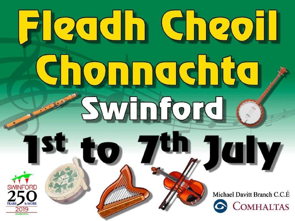 Fleadh Cheoil Chonnachta Swinford