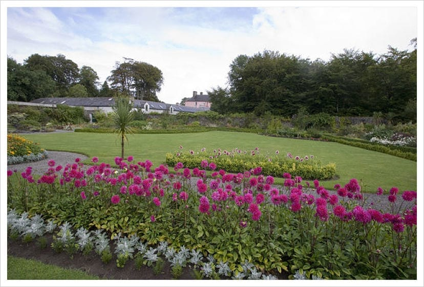 Enniscoe House Gardens