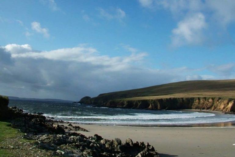 Erris Coast Belmullet Co Mayo Teach Greannai Belmullet Co Mayo Ireland Wild Atlantic Way West Mayo Coast