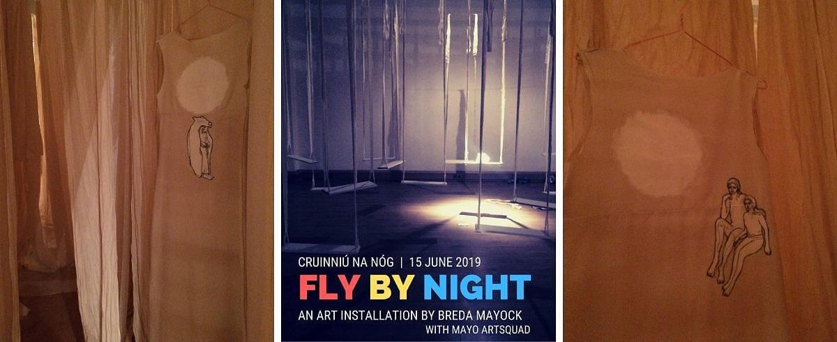 Fly By Night Crinniu na nóg Ballina Civic Offices Breda Mayock