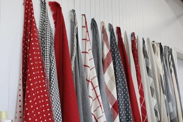 Foxford Woollen Mills Christmas gifts throws_opt