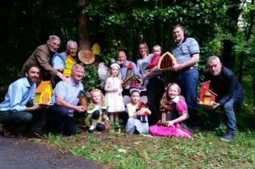 fairies, fairy Trail, fairy trail in Mayo, Magic, Mayo Magic, Fairy magic