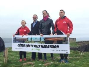 Ceide Coast Half Marathon and 10k Coastal Challenge Ballycastle Co. Mayo