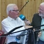 Bofield CCE hosts RTÉ's 'Ceilí House' in Fr. Peyton Centre, Attymass