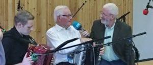 Bofield CCE host RTÉ's 'Ceilí House' in Fr. Peyton Centre, Attymass
