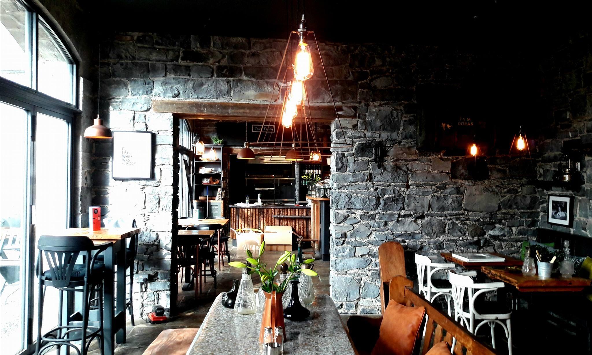 Jack Fenn Courtyard Café