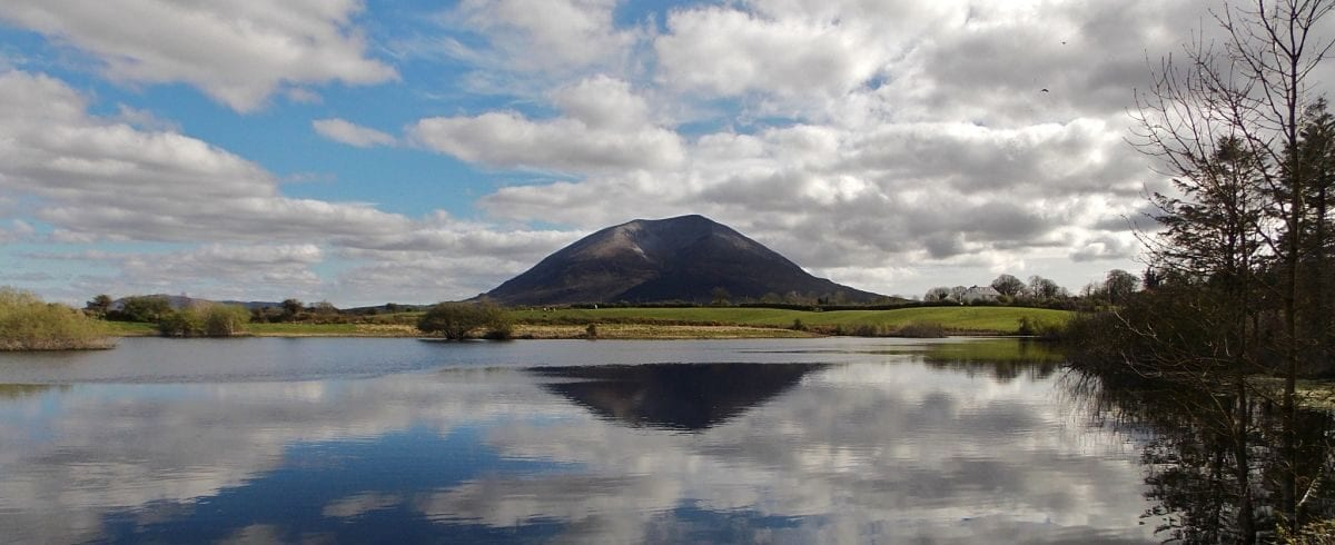 Lough Conn, Pontoon, North Mayo