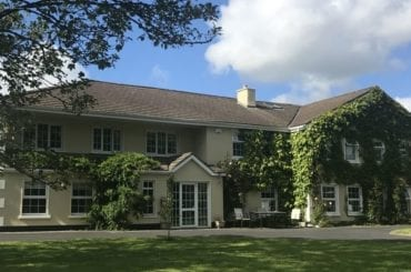 Maloney's Lodge Foxford fishing package or leisure break in the West of Ireland