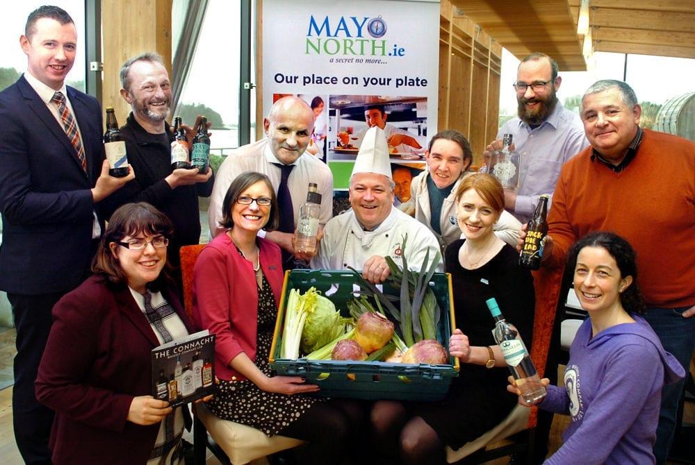 Mayo North Food Tourism Seminar launch