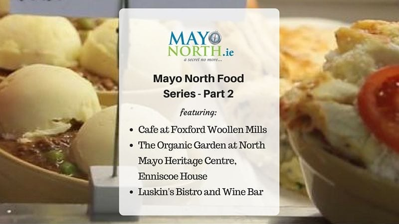 Mayo North Food Series Part 2
