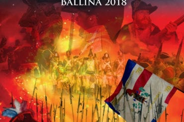 In Humbert's Footsteps in Ballina 1798 The Year of the French Bliain na bhFrancach Year of the French in North Mayo General Humbert Killala Bay Kilcummin French Lane Ballina Steve Dunford
