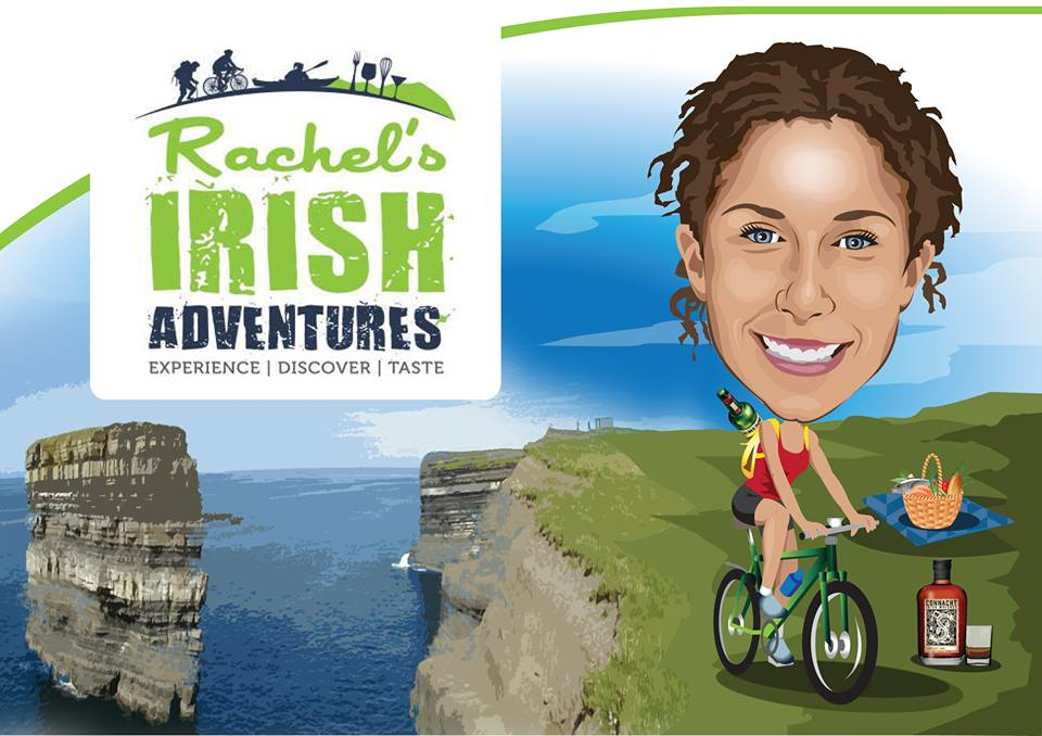 Rachel's Irish Adventures Caricature