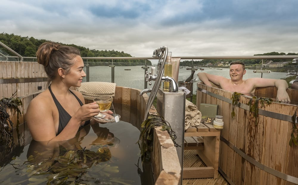 Seaweed Baths at The Ice House