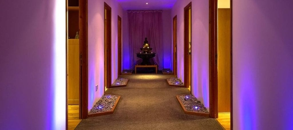 the Beauty spot at the Great National Hotel Ballina relaxation and spa