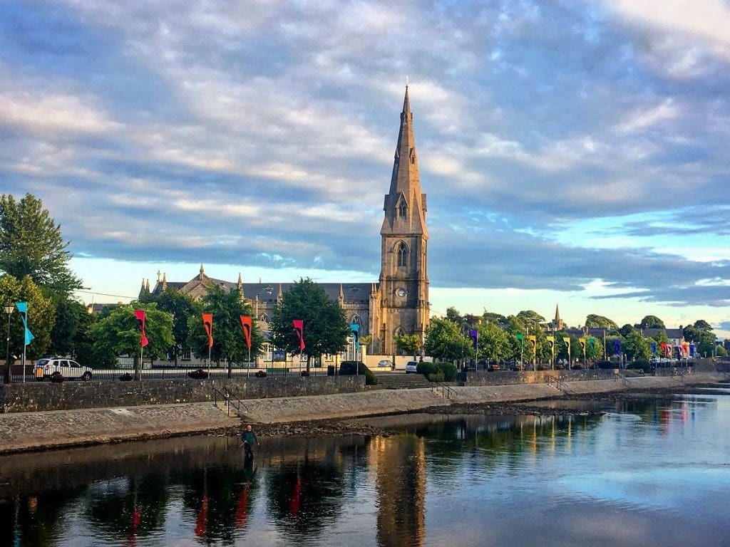 St Muredach's Cathedral, Ballina, Co, Mayo, Ireland_opt