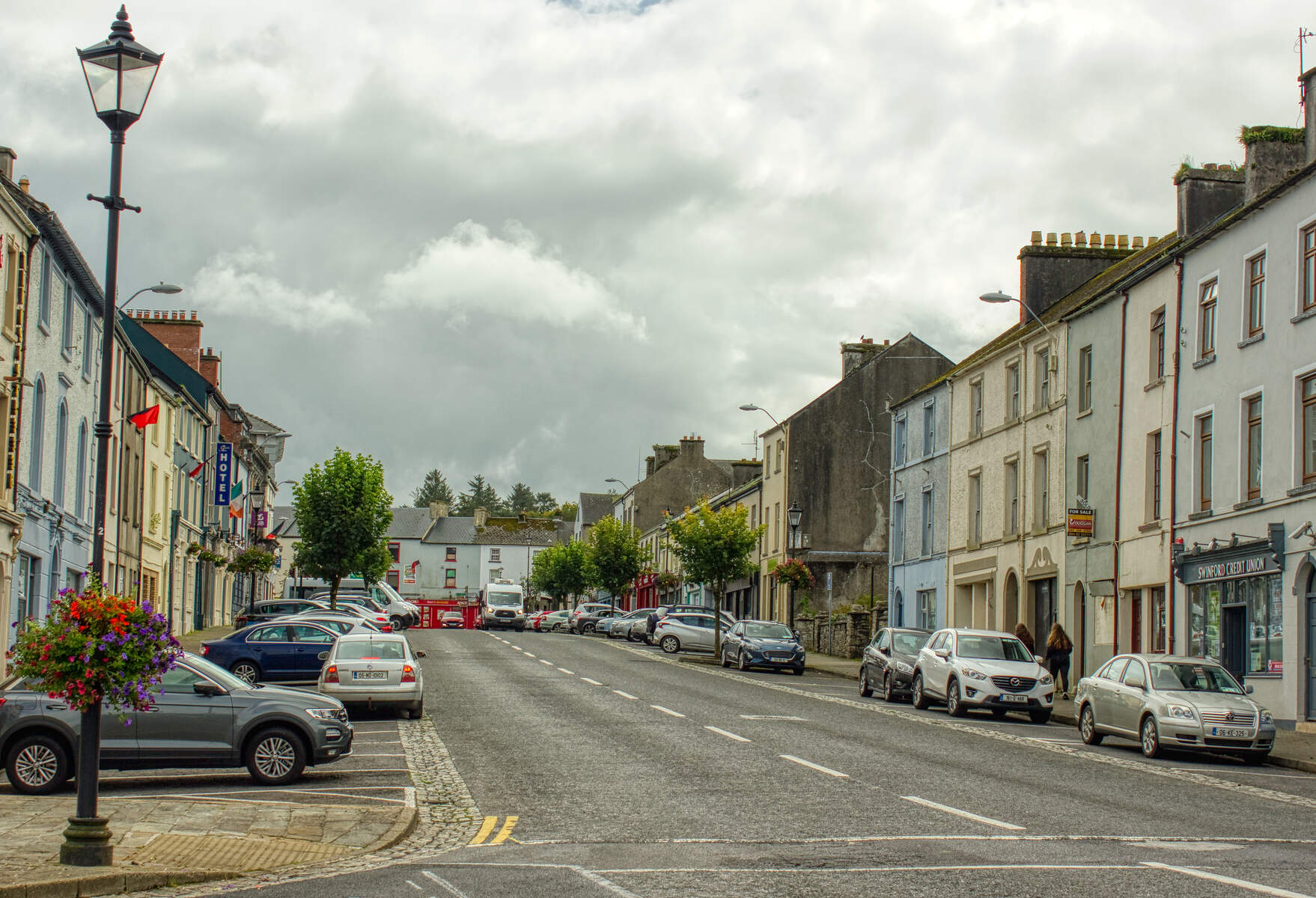Main St, Swinford, Co. Mayo, Ireland. Things to do in Swinford