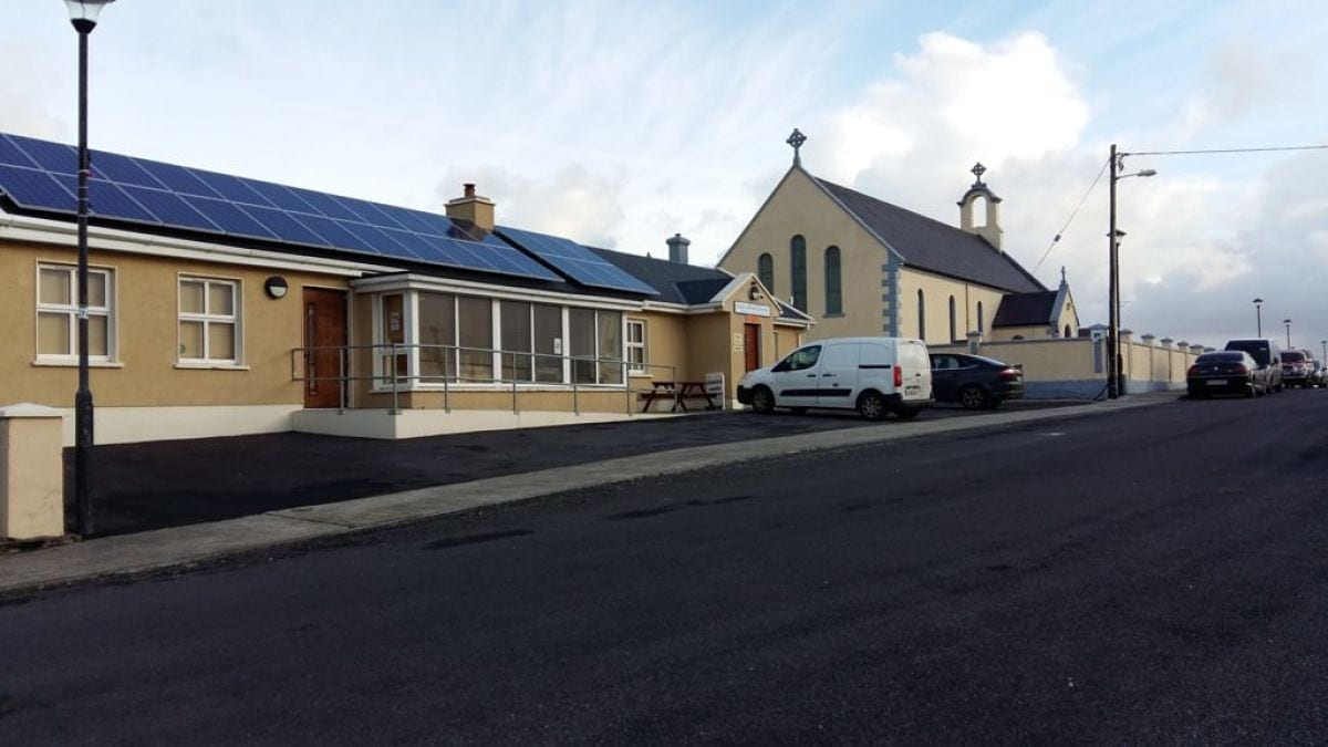 Teach Greannai Community Centre Cornboy Erris Food in North Mayo Places to stay in North Mayo Accommodation in North Mayo Guided tours in North Mayo Guided Tours in Erris Walking in North Mayo Go Wild in Erris