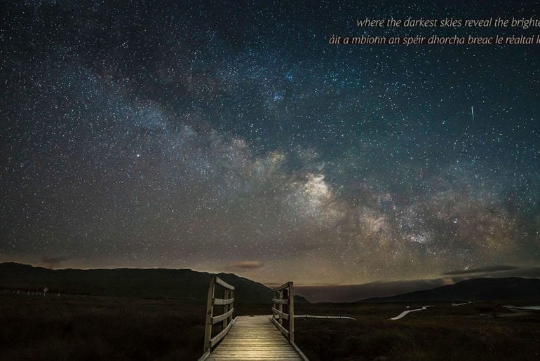 International Dark Sky Week 2019 Mayo