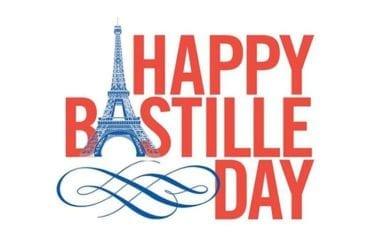 Bastille Day French Irish History