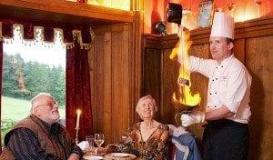 The Restaurant at Belleek Castle