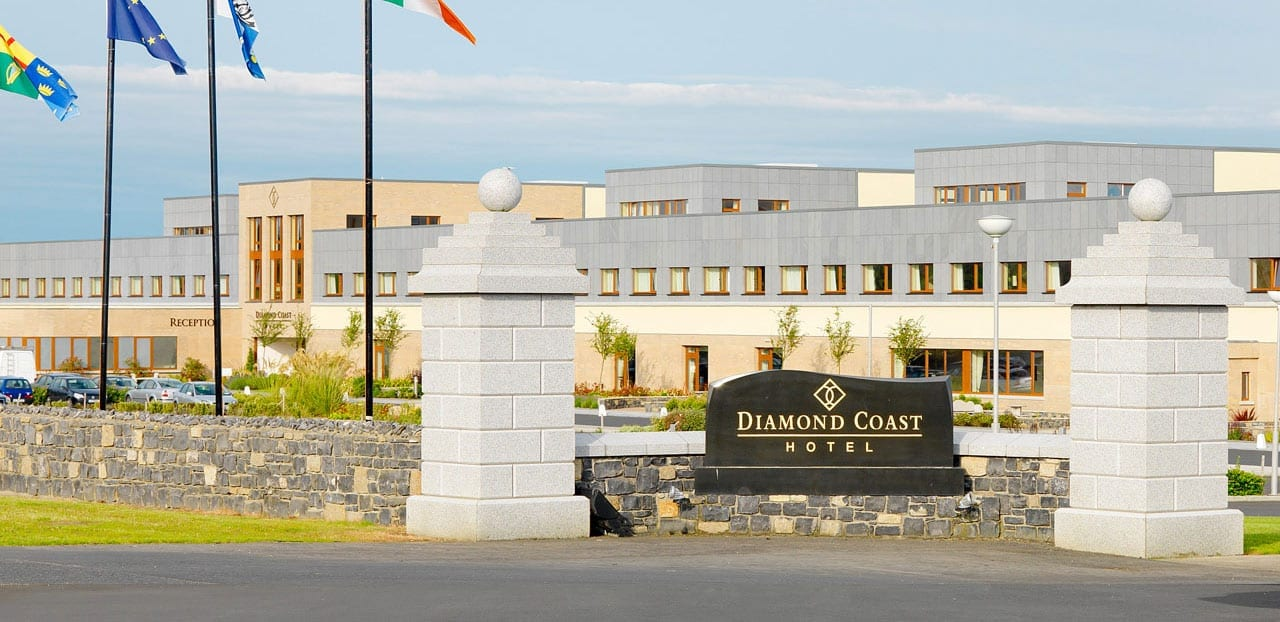 Diamond Coast Hotel Enniscrone Co. Cligo