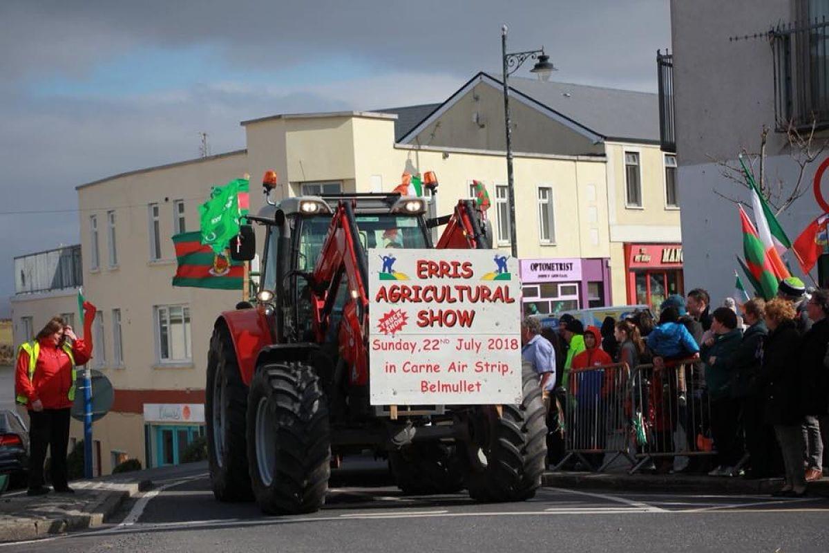 Erris Agricultural Show