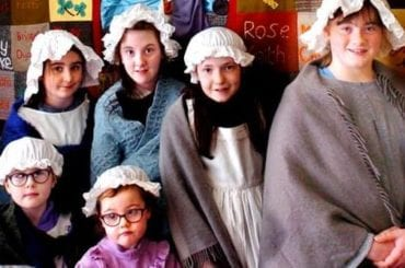 Mayo Forgotten Famine Girls Memorial Sunday 19th May