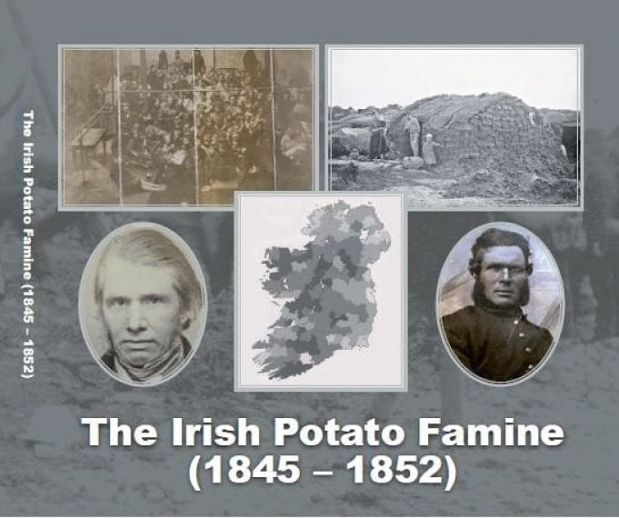 Ballina Lions Club Famine Exhibition