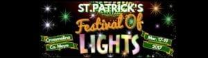 St. Patrick's Festival of Lights, Crossmolina