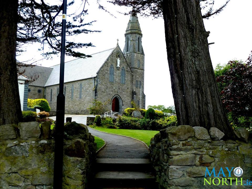 Church of Saint Mary & Saint Michael in Foxford.
