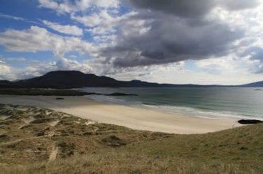 Rinroe beach by Cllr Gerry Coyle