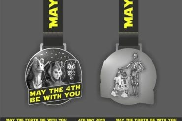 Mayo day Star Wars 4 miler